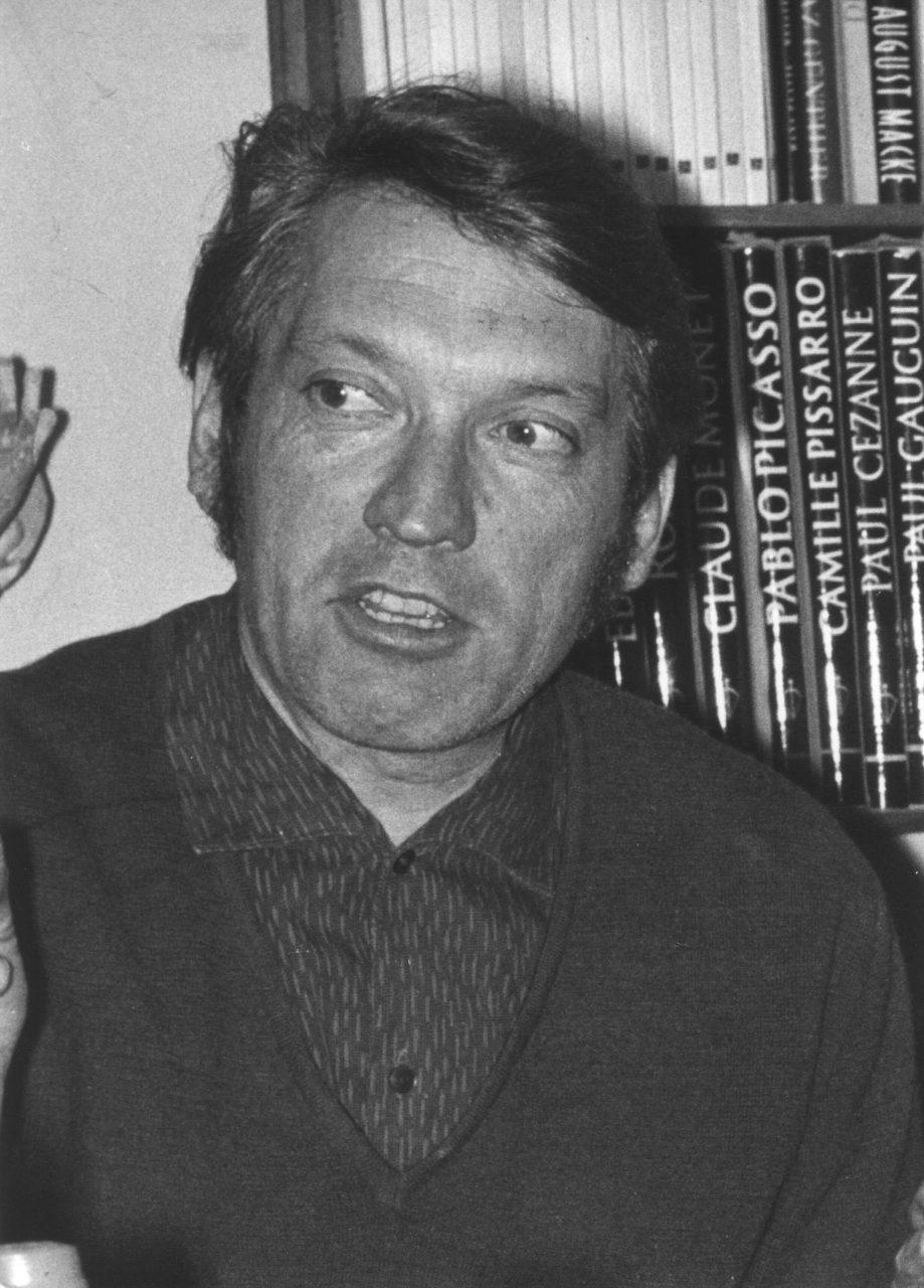 Hans Bucher Portrait
