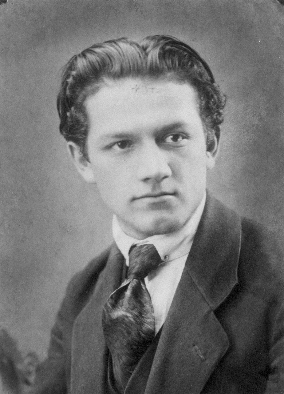 Portrait von Franz Xaver Bucher