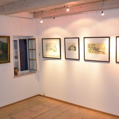 Paul Kälberer Ausstellung