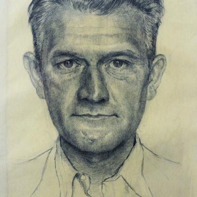 Franz Xaver Bucher Portrait